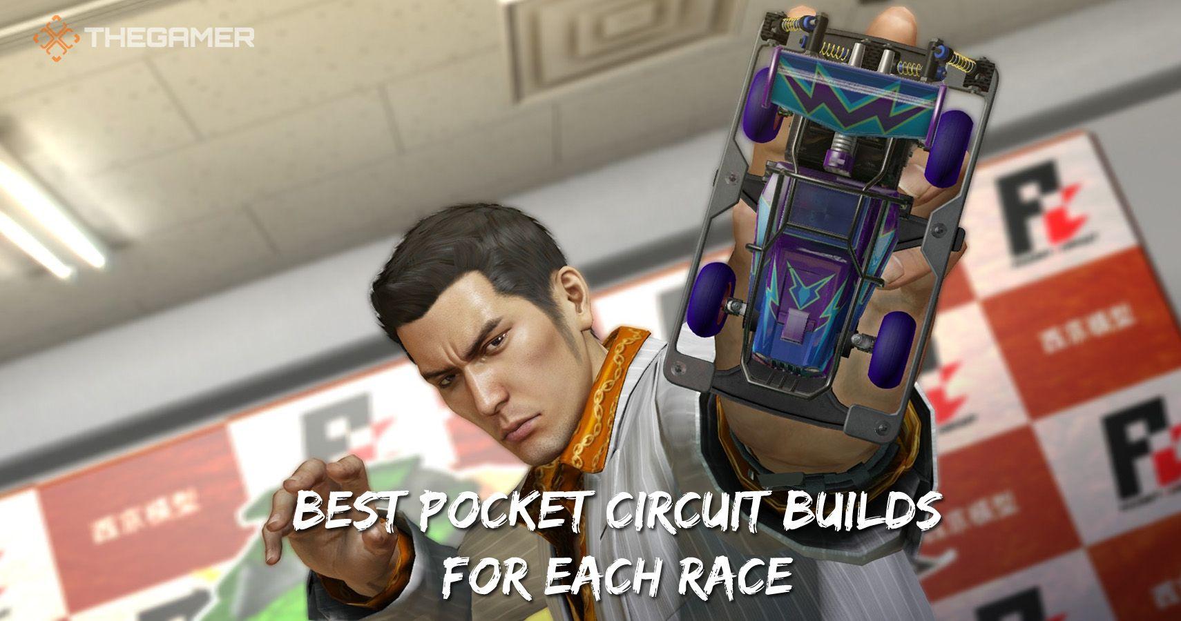 Yakuza 0: Guía de las mejores construcciones de circuitos de bolsillo para cada carrera