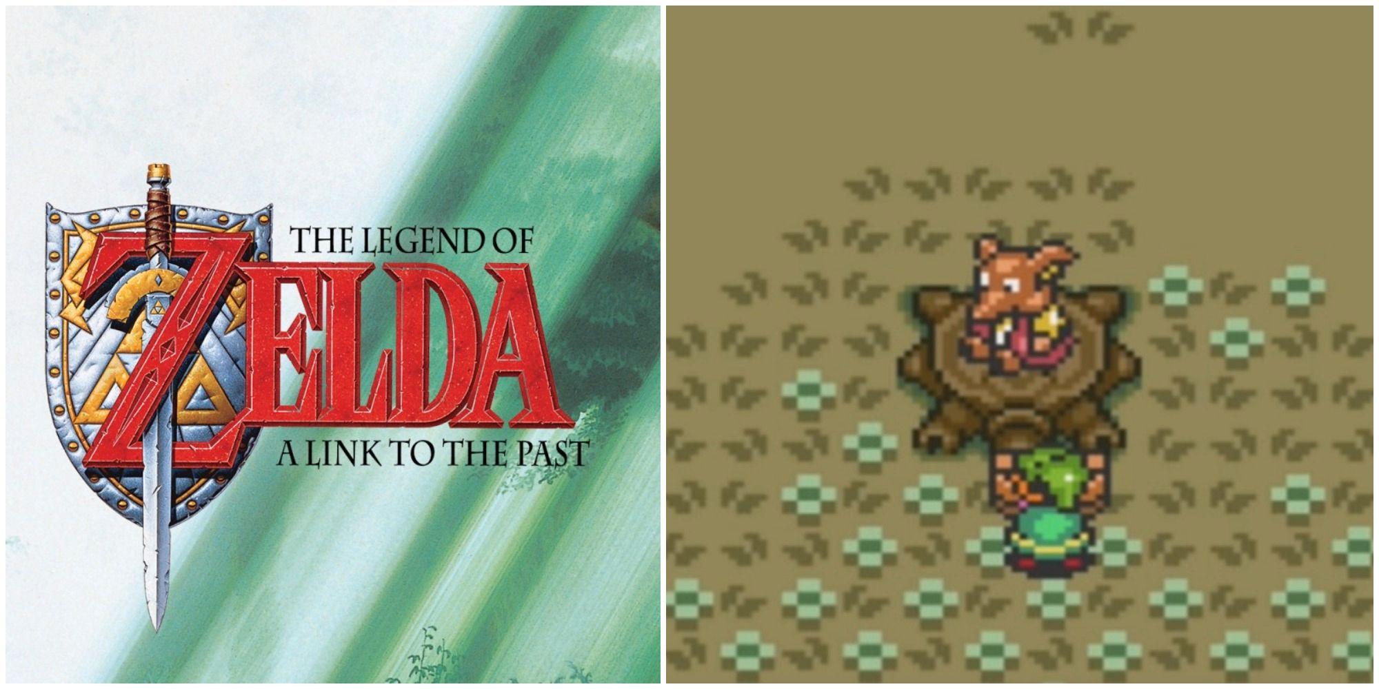 Zelda: un vínculo con el pasado: dónde conseguir la flauta